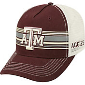 Top of the World Men's Texas A&M Aggies Maroon/White Sunrise Adjustable Snapback Hat