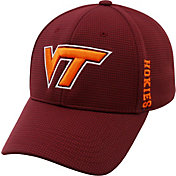 Top of the World Men's Virginia Tech Hokies Maroon Booster Plus 1Fit Flex Hat
