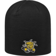 Top of the World Men's Wichita State Shockers Black TOW Classic Knit Beanie