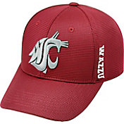 Top of the World Men's Washington State Cougars Crimson Booster Plus 1Fit Flex Hat