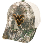 Top of the World Men's West Virginia Mountaineers Realtree Xtra Yonder Adjustable Snapback Hat