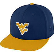 Top of the World Men's West Virginia Mountaineers Blue/Gold Eager Snapback Hat