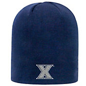 Top of the World Men's Xavier Musketeers Blue TOW Classic Knit Beanie