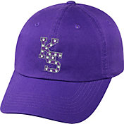 Top of the World Women's Kansas State Wildcats Purple Radiant Adjustable Hat