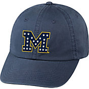 Top of the World Women's Michigan Wolverines Blue Radiant Adjustable Hat