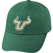 Top of the World Women's South Florida Bulls Green Radiant Adjustable Hat
