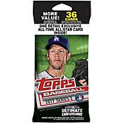 Topps 2017 MLB Baseball Cards Series 2 Value Pack