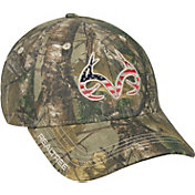 Realtree Men's Americana Logo Hat