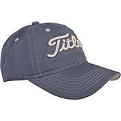 Titleist Men's Washed Contrast Stitch Golf Hat