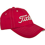 Titleist Men's Washed Contrast Stitch Golf Hat