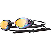 TYR Blackhawk Mirrored Racing Swim Goggles
