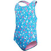 TYR Girls' BFF Maxfit Racerback Swimsuit