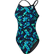 TYR Women's Diamondfit Emulsion Swimsuit