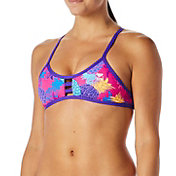 TYR Women's Panama Pacific Tie Back Swim Top