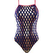 TYR Women's Pineapple Flutter Back Swimsuit