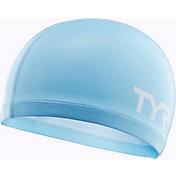 TYR Jr. Silicone Comfort Swim Cap
