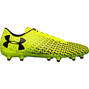 Under Armour Men's CF Force 3.0 FG Soccer Cleats