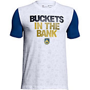 Under Armour Boys' SC30 Buckets In The Bank Graphic Basketball T-Shirt