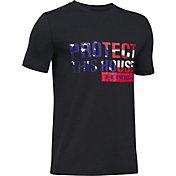 Under Armour Boys' Freedom PTH T-Shirt