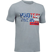 Under Armour Boys' Freedom PTH T-Shirt