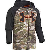 Under Armour Boys' Forest Reaper Logo Hoodie