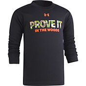 Under Armour Boys' Prove It Thermal Long Sleeve Shirt