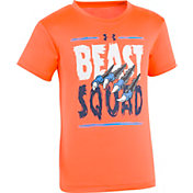 Under Armour Little Boys' Beast Squad T-Shirt