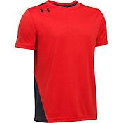 Under Armour Boys' Challenger Training T-Shirt