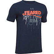 Under Armour Boys' Feared At The Rim Graphic Basketball T-Shirt