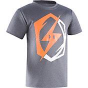 Under Armour Little Boys' Football Bolt T-Shirt