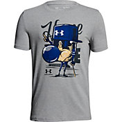Under Armour Boys' Home Plate Graphic Baseball T-Shirt