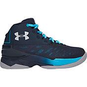 Under Armour Kids' Grade School Longshot Basketball Shoes