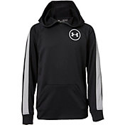 Under Armour Boys' MVP Fleece Hoodie