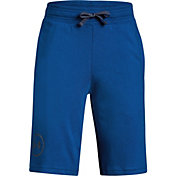 Under Armour Boys' MVP Knit Shorts
