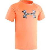 Under Armour Little Boys' Anatomic Big Logo T-Shirt