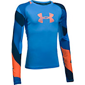 Under Armour Boys' Armour HeatGear Novelty T-Shirt
