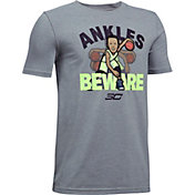 Under Armour Boys' SC30 Crossover Graphic Basketball T-Shirt