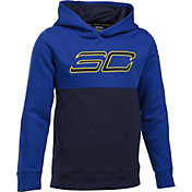 Under Armour Boys' SC30 Fleece Logo Hoodie