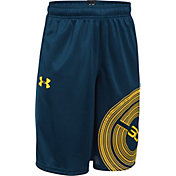 Under Armour Boys' SC30 Graphic Basketball Shorts