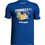 Under Armour Boys' SC30 In My Sleep Graphic Basketball T-Shirt