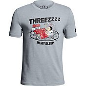 Under Armour Boys' SC30 In My Sleep Graphic Basketball T-Shirt