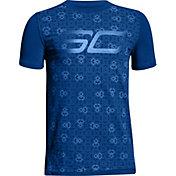 Under Armour Boys' SC30 Basketball T-Shirt