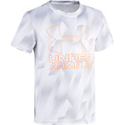 Under Armour Little Boys' Sandstorm Big Logo T-Shirt