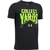 Under Armour Boys' Collect Yards T-Shirt
