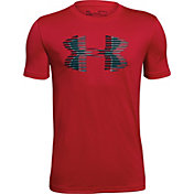 Under Armour Boys' Tech Big Logo T-Shirt