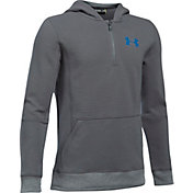 Under Armour Boys' Threadborne Ridge Hoodie