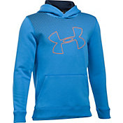 Under Armour Boys' Threadborne Tilt Hoodie