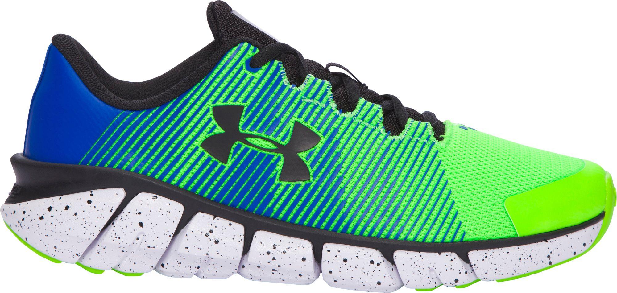 Under Armour Kids' Grade School X Level Scramjet Running Shoes | DICK'S  Sporting Goods