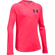 Under Armour Girls' Tech 1/4 Zip Hoodie