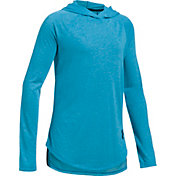 Under Armour Girls' Threadborne Hoodie